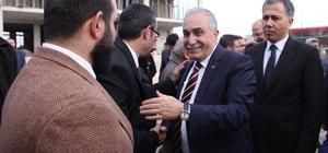 Gıda, Tarım ve Hayvancılık Bakanı Fakıbaba Gaziantep'te