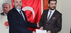 MHP'yi ziyaret eden AK Parti Kütahya İl Başkanı Çetinbaş: Allah, memleketimize birlikte hizmet etmeyi nasip eylesin