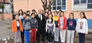 Başkan Kayda, öğrencilerle buluştu