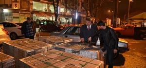 Başkan Çerçi'den Horozköy'e 2 müjde