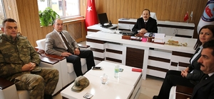 Vali Ali Hamza Pehlivan kamu kurumlarında incelemelerde bulundu
