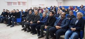 SAÜ Teknoloji Fakültesi Güz Yarıyılı Akademik Genel Kurulu gerçekleştirildi