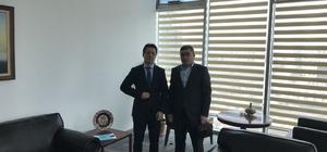 Kaymakam Çetin'den Vartolulara müjde