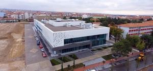 Neşet Ertaş Kültür ve Sanat Merkezi salonları açıldığı günden beri hiç boş kalmadı