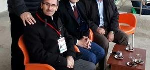Başkan Süleyman Özkan'dan amatör futbolculara destek