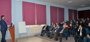 TÜ'lü akademisyenler 'Saygın bilimsel dergilerde yazarlık ve hakemlik' seminerinde