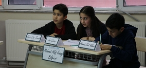 Bilgievleri Bilgi Yarışması'nda yarı final heyecanı yaşandı