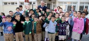Başkan Akpınar'dan öğrencilere şenlik müjdesi