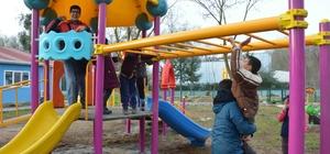 Ortaca'da özel öğrenciler için engelsiz park