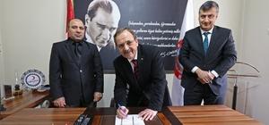 Nitelikli iş gücü yetiştirmek için protokol imzalandı