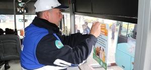 Sokak hayvanları için bilgilendirme broşürü