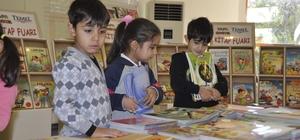 """GKV'li minikler """"Hikaye Kumbaram"""" projesiyle kitap okuyor"""