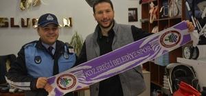 Kdz. Ereğli Belediyespor 5 bin atkı dağıttı