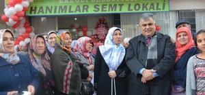 Ereğli Belediyesi Hanımlar Semt Lokali açıldı