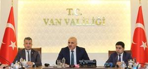 Van'da SODES güdümlü projelere 7.8 milyonluk bütçe