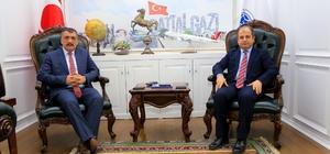 Baro Başkanı Han'dan Gürkan'a övgü