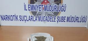 Uyuşturucu operasyonu: 1 gözaltı