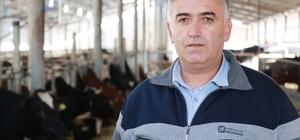 Başkan Kayan, süte zam yapıldığını açıkladı