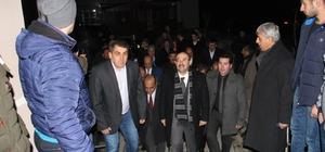 Vali Ustaoğlu'ndan Ahıska Türklerine ziyaret