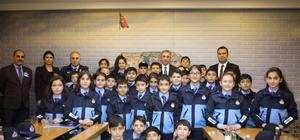 """Elazığ'da """"Çocuk Zabıta"""" projesi"""