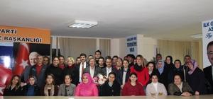 Sendikalardan AK Parti'ye kadro teşekkür ziyareti