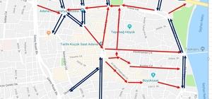 Büyükşehir'den çarşı trafiğine neşter