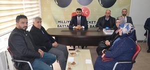 Ak Parti ile MHP'nin ittifak çalışmaları