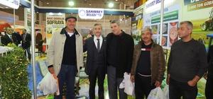Şahinbey Belediyesi GAPTARIM ve GAPFOOD Fuarında stant açtı