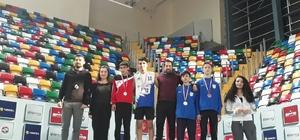 Geleceğin şampiyon sporcuları Ümraniye'de yetişiyor