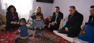Başkan Vekili Öztürk'ten ziyaretler