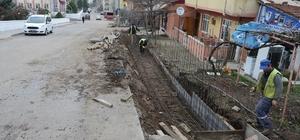 Başiskele'de çevre düzenlemeleri devam ediyor