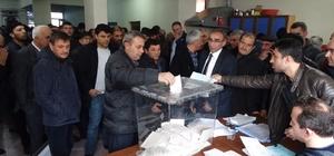 Mustafa Şimşek, yeniden başkan