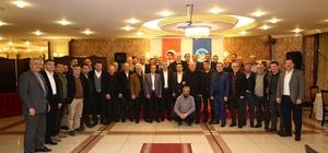 """Başkan Toçoğlu: """"Yüksek katlılar gelişmişliğin göstergesi değildir"""""""