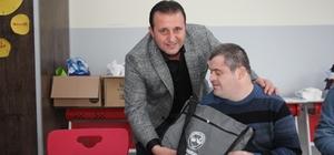 Başkan Soylu, engelli vatandaşlarla buluştu