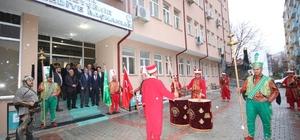 Angı'dan Beyşehir Belediyesi'ne ziyaret