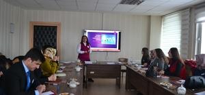 Erzurum'da 'Eğitici Eğitim' programı düzenlendi