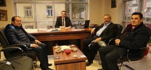 Başkan Uysal'dan hayırlı ziyaret