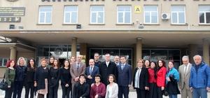 """Başkan Taşdelen """"Rehberiniz bilim, önderiniz Atatürk olsun"""""""