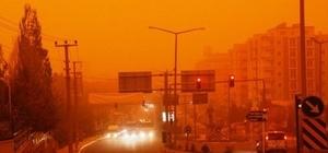Mardin Sağlık Müdürlüğünden toz bulutu uyarısı