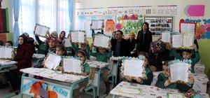 Yozgat'ta öğrenciler yarı yıl tatiline girdi