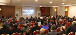 """Elazığ'da """"Kimlik Bildirme Kanunu"""" semineri"""