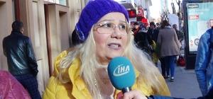 şaklılar, Cumhurbaşkanı Erdoğan'ı bekliyor