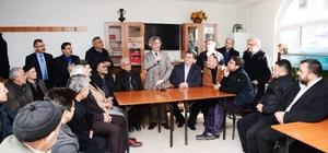 Başkan Demircan, Şişli'de vatandaşlarla bir araya geldi