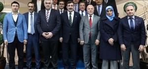 Ak Parti Genel Başkan Yardımcısı Yılmaz'dan Sekmen'e ekonomi övgüsü