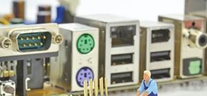 Bozuk ve eski bilgisayarlar laboratuvara bağışlanacak