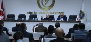AK Parti Kayseri Milletvekili İsmail Tamer:
