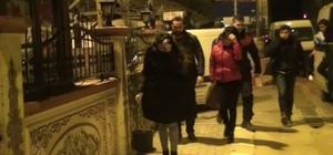 Karasu'da eğlence mekanlarına polis baskını: 5 gözaltı