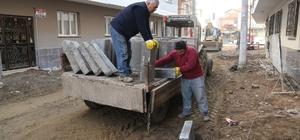 Turgutlu'da 110 sokak yenileniyor
