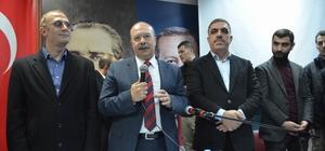 AK Parti İl Başkanlığına atanan Budak, Diyarbakır'a geldi