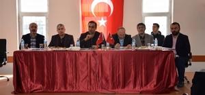 """""""Bitlis İmam Hatip Okulları Platformu""""koordinasyon toplantısı yapıldı"""